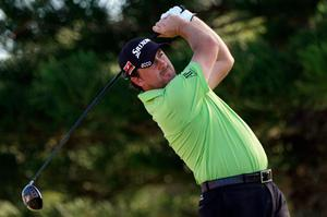 Graeme McDowell narrowly missed out on a play-off at the Hyundai Tournament of Champions in Hawaii following a course record-equalling closing round of 62. Photo: Getty Images