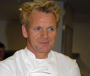 Gordon Ramsey has had to sell his resturant in New York due to money problems. Photo: Getty Images