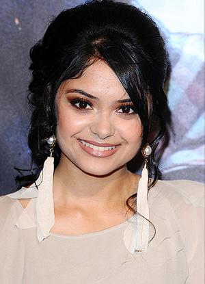 """Afshan Azad, who was assaulted by her older brother who branded her a """"prostitute"""" after she met a young Hindu man. Photo: PA"""