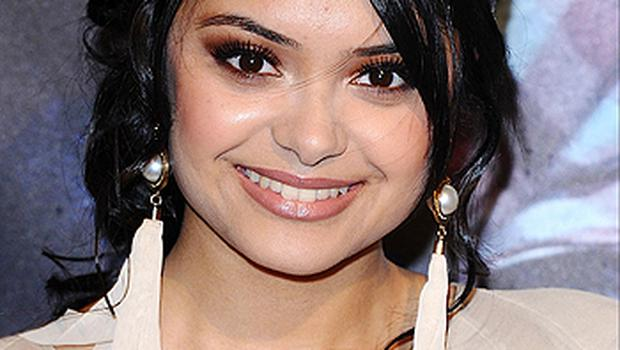 "Afshan Azad, who was assaulted by her older brother who branded her a ""prostitute"" after she met a young Hindu man. Photo: PA"