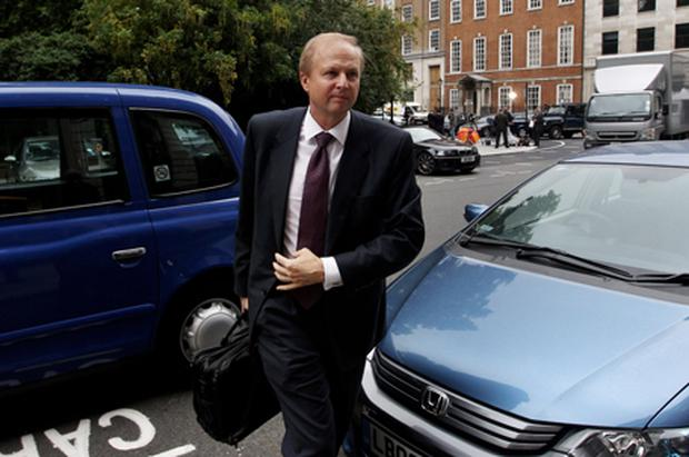 Bob Dudley will take over as chief executive of BP. Photo: Getty Images