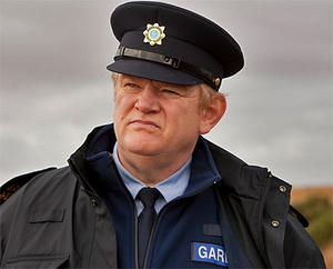 Brendan Gleeson stars in The Guard