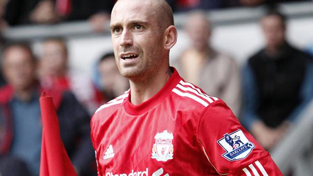 Raul Meireles is starting to show his true ability, according to Kenny Dalglish. Photo: PA