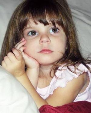 Caylee Marie Anthony daughter of Casey Anthony