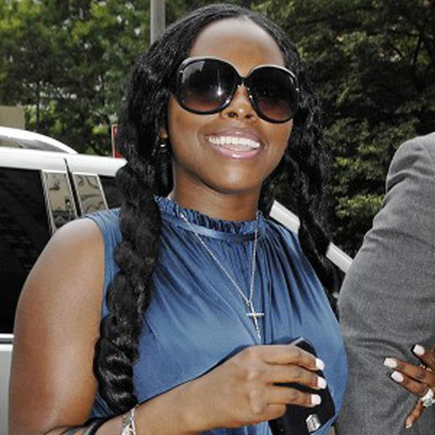 Police say rapper Foxy Brown has been arrested in New York for allegedly violating an order of protection