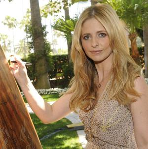 """Sarah Michelle Gellar: """"I was spoiled by Buffy because I thought that's the way it was everywhere and it's not."""""""