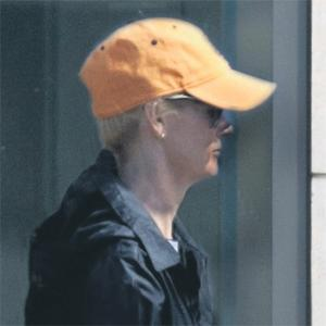 Sharon Collins, who hired a hitman to kill her former lover and his sons, went shopping in Limerick City yesterday while on temporary release from prison