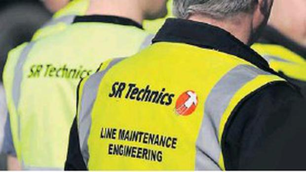 Education Minister Ruairi Quinn has guaranteed funding for a retraining course for former SR Technics workers.