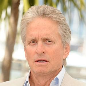 Michael Douglas says most people remember him for playing Gekko