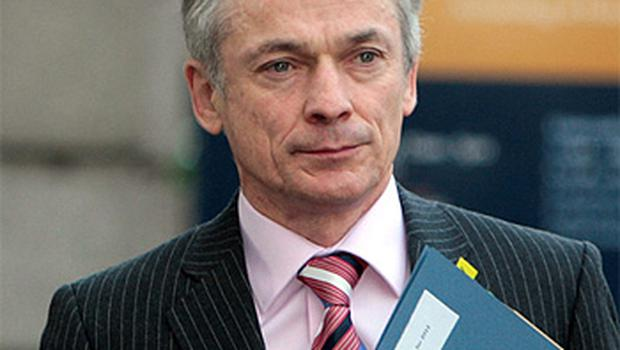 Minister for Enterprise Richard Bruton