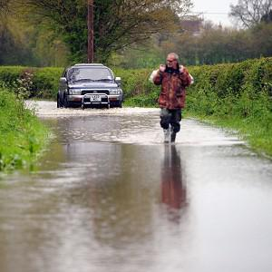 Even before the end of April, the month had been the wettest since records began more than 100 years ago