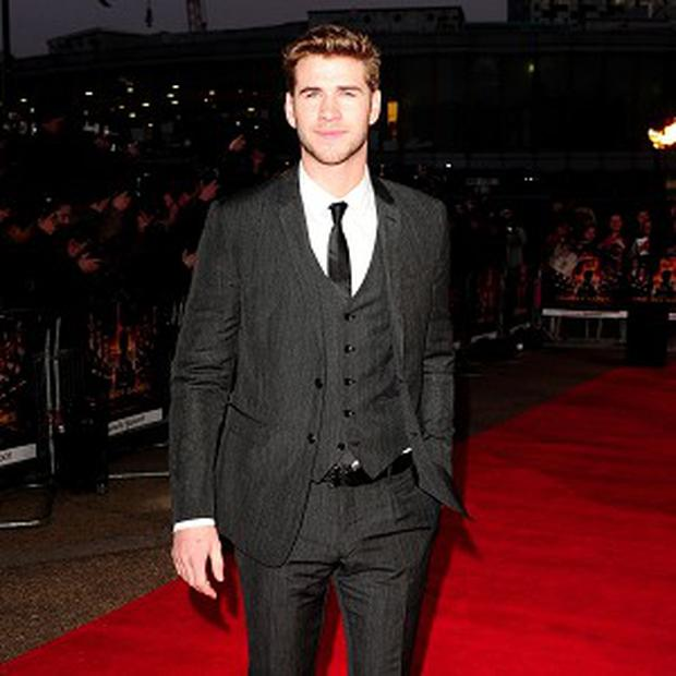 Liam Hemsworth admitted losing weight for The Hunger Games wasn't much fun