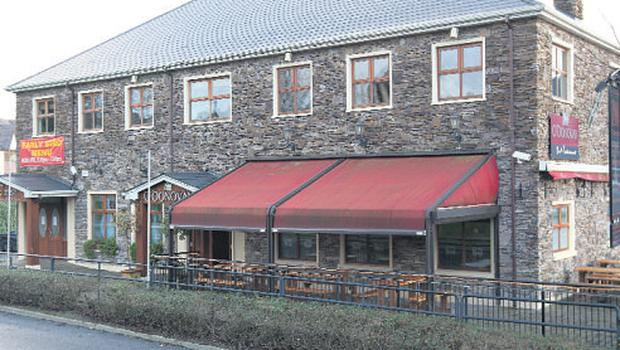 O'Donovan's Bar and Restaurant in Ballina, Co Tipperary