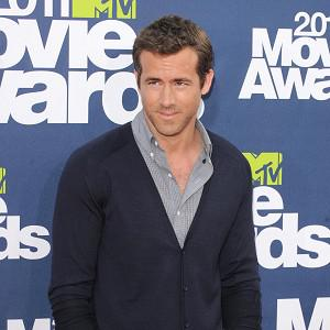 Ryan Reynolds joked that he had to eat wood chippings to get in shape