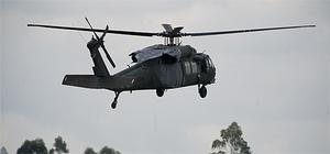 A Black Hawk helicopter similar to that which crashe in Helmand Province. Photo: Getty Images