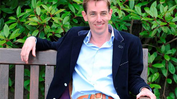 Late Late Show presenter Ryan Tubridy. Photo: Damien Eagers