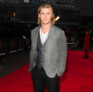 Chris Hemsworth wowed Joss Whedon with his comic book good looks