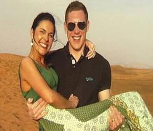 Honeymooners: Michaela Harte and John McAreavey had been 'planning their lives together'