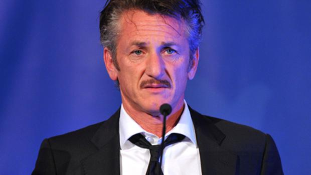 Sean Penn described being a celebrity as like having 'a disease'. Photo: Getty Images