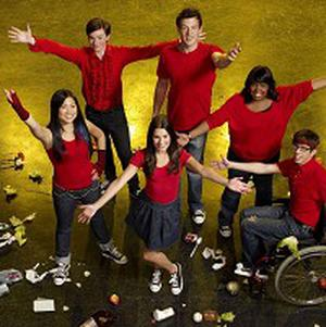 Songs from Glee are set to storm the charts