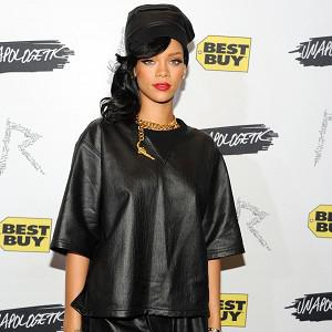 Rihanna had a hectic schedule on her 777 tour