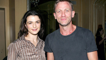 "Rachel Weisz said she would ""never say never"" to having a baby with Daniel Craig"
