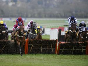 Countrywide Flame (R): Stayed best in fast run race