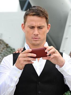 Channing Tatum says being funny for his latest film role was daunting