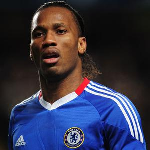Didier Drogba. Photo: Getty Images