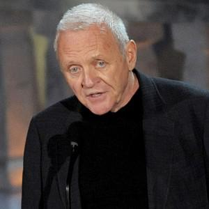 Sir Anthony Hopkins stars in Silence Of The Lambs