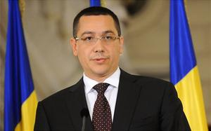 Romania's prime minister, Victor Ponta. Photo: Getty Images