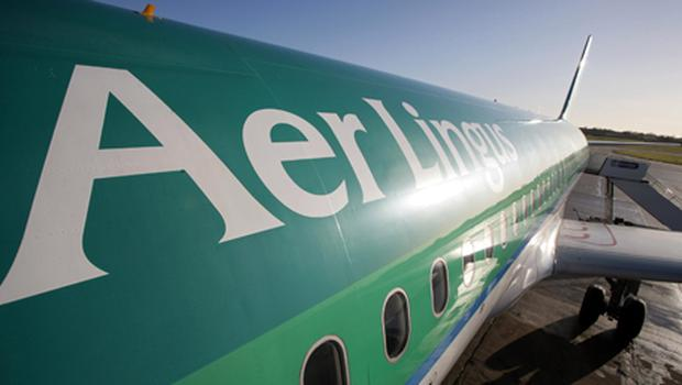 Aer Lingus made €30.4m compared with losses of €154m in 2009. Photo: Getty Images