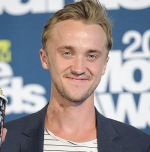 Tom Felton reckons the cast of the Harry Potter films will be emotional when they finish their involvement with the films