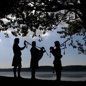 Vancouver has lifted a ban on buskers playing bagpipes