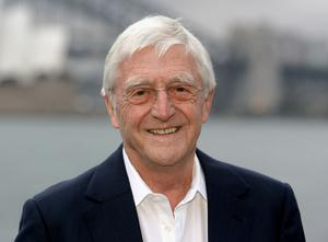 The veteran broadcaster Michael Parkinson. Photo: Getty Images