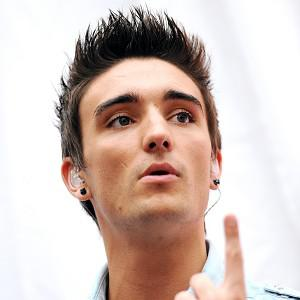 Tom Parker of The Wanted