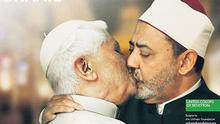 The Pope and Eqyptian leader Ahmed el Tayyeb