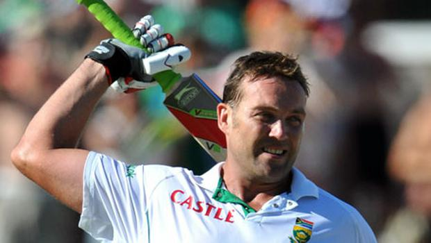 Kallis: Another century. Photo: Getty Images