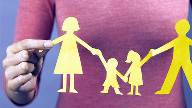 Family life: growing up with an Asperger parent can be particularly tough due to their strict rules and standards. Psychiatrist John Fitzgerald says children can become withdrawn and depressed.