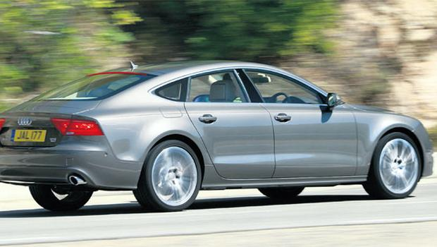AUDIA7 FOUR-DOOR COUPE, RATING 92/100