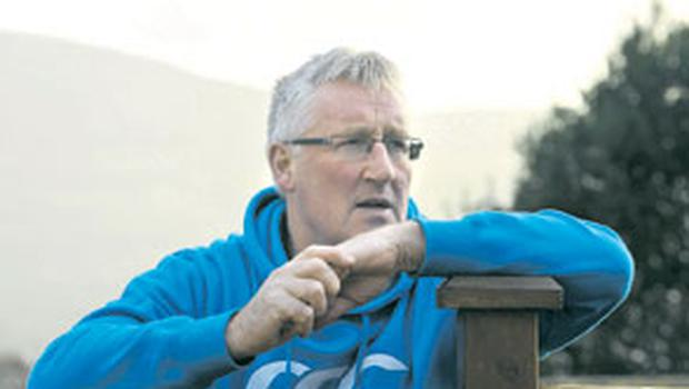 Pat Spillane, pictured at home in Templenoe, Co Kerry, one of many teachers who has opted for early retirement.