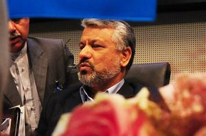 Mohammad Aliabadi, the acting Iranian oil minister and current OPEC president. Photo: Getty Images