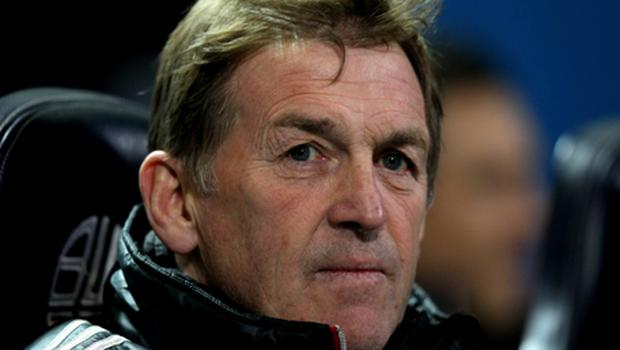 Liverpool manager Kenny Dalglish. Photo: Getty Images