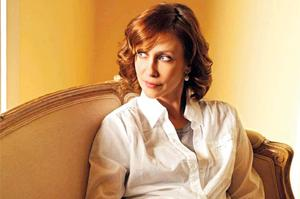 LOOKING FOR A CHALLENGE: 'It was refreshing to see a woman who was in control and unapologetic about her sensuality, desire and needs,' says Vera Farmiga of her role in 'Up In The Air'