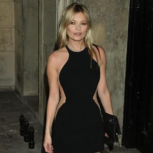 Kate Moss helped a girl with a hair disaster