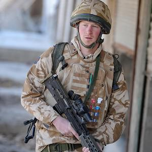 Prince Harry served in Afghanistan's Helmand province as a forward air controller