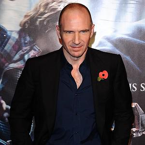 Ralph Fiennes had wand lessons to play Lord Voldemort