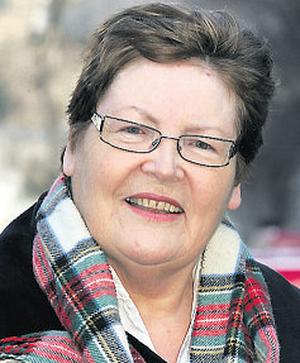 Cllr Therese Ridge: accepted 'inappropriate' donations