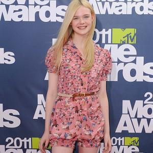 Elle Fanning feels comfortable working with Francis Ford Coppola