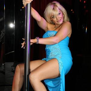 Lapdancers, such as Calla at Stringfellows in Dublin, no longer need dancing skills, a survey has found